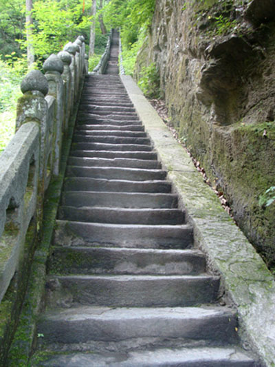 le Mont Wudang
