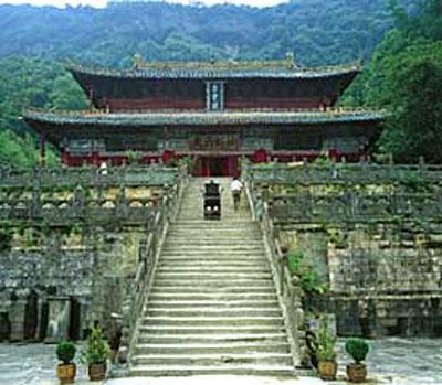 le Mont Wudang
